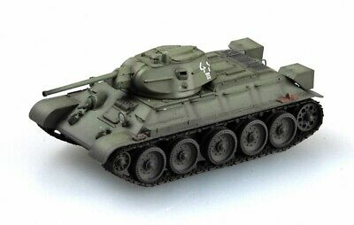 1//72 Scale Easy Models /'KV-1 Heavy Tank 1942/' Platinum Collectible Item #36290