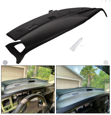 For 02-05 Dodge Ram Truck 1500 2500 Molded Dash Pad Board Cover Cap Overlay