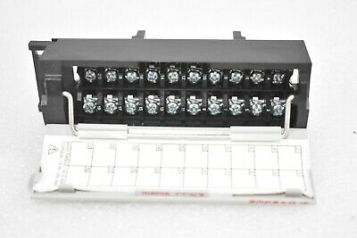 Allen-Bradley 1756-Tbnh Terminal Block 20-Position Nema Screw-Clamp