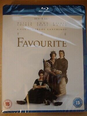 The favourite blu-ray (without UV code)
