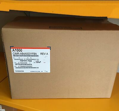 1PC New for IN BOX YASKAWA Inverter CIMR-AB4A0031FBA FREE SHIPPING #YP1