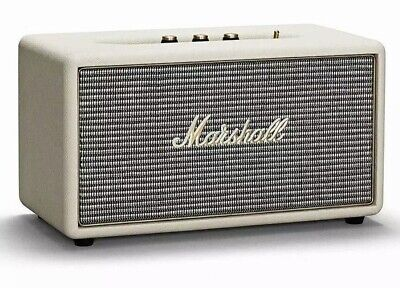 New Sealed Marshall Stanmore II Wireless Bluetooth Speaker, White