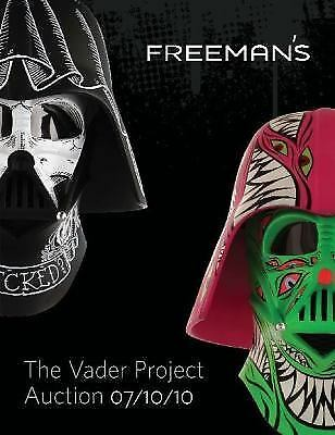 The Vader Project : Auction Catalog (2010, Paperback)