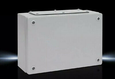 Rittal KL 1531.510 Terminal Box IP55 Enclosure 300x200x120mm + Back Plate