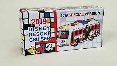 Tokyo Disney Land TOMY TOMICA 2017 Special Edition S.S.Columbia Sea Resort