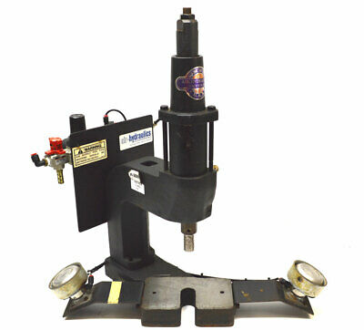 "Air-Hydraulics AP400 air Press 50-100:PSI Humphrey-Control Adj-Stroke:2""-Max"