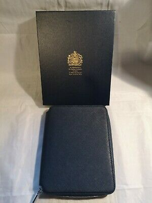G.Collins & Sons Ltd Jewellers Note Book ( Boxed ) Royal Warrant
