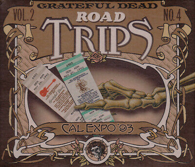 Grateful Dead Road Trips Vol 2 No 4 Cal Expo + Bonus Disc