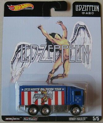 Hot Wheels 2020 Car Culture Led Zeppelin HIWAY HAULER 5/5