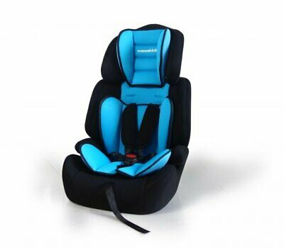Z-12S Child Baby Car Seat Safety Booster 3in1 For Group 1/2/3 9-36kg ECE R44/04