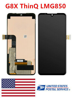FIT For LG G8X ThinQ LMG850UM1A LMG850UM9A Sprint LCD Screen Touch Digitizer