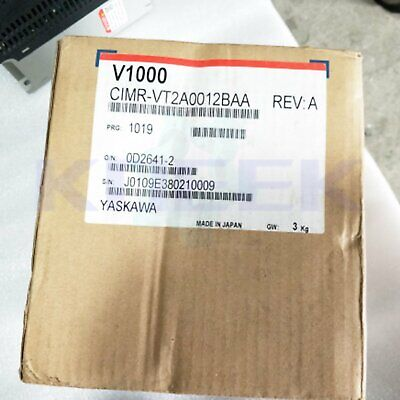 Yaskawa inverter 1pc new CIMR-VT2A0012BAA fast delivery