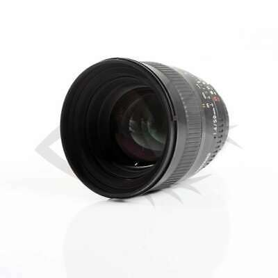 Autentico Samyang 50mm f/1.4 AS UMC Lens for Canon EF Mount