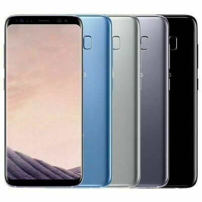 Samsung Galaxy S8 G950U AT&T Verizon T-Mobile GSM Unlocked Worldwide