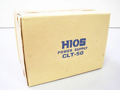 New Hios Clt-50 Torque Driver Power Supply Controller