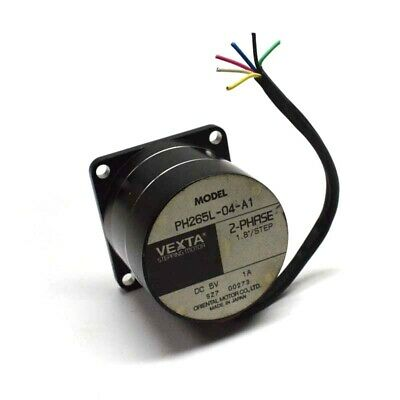 Oriental Motor/Vexta PH265L-04-A1 2-Phase 1.8� Step/Stepping motor 5VDC/1A
