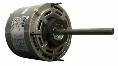"Fasco D923 5.6"" Direct Drive Blower Motor 1/3 HP 208-230 V 1075 RPM 3 Speed"