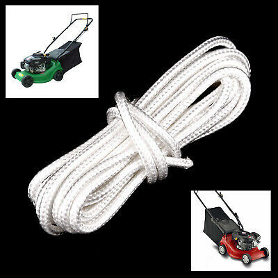 1X High Quality Nylon Pull Starter Recoil Start Cord&Rope For Lawnmower Chainsaw