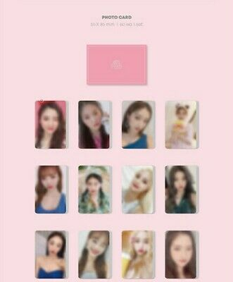 Loona 2020 Season Greeting Photo Card