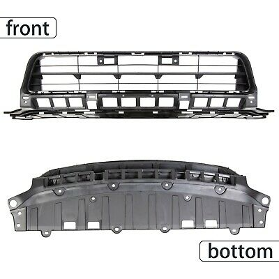 NEW Lower Bumper Cover Grille Fits 2009-2011 Honda Civic Sedan