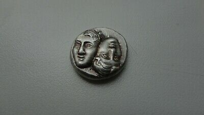 Repro Ancient Coin Greek Istros Stater Fine Silver 999 Free Worldwide Shipping