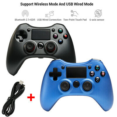 PS4 DualShock 4 Wireless Controller for Sony PlayStation 4 Bluetooth Gamepad NEW