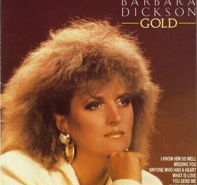Barbara Dickson - Gold - CD (Best of/Greatest Hits)