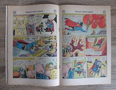 World's Finest Comics The Infinite Evolution of Superman and Batman Aug 1965 151