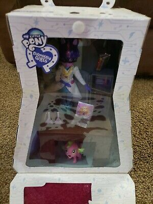 My little Pony Equestria girls Sci Twi