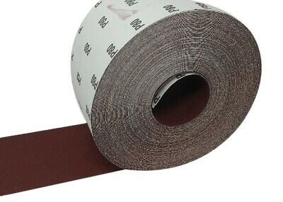 Sandpaper roll 4-1/2 Inches x 55 Yards Grit #60 Aluminum Oxide