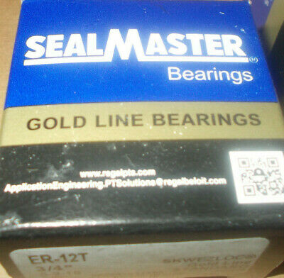 ER12T Sealmaster New Ball Bearing Insert