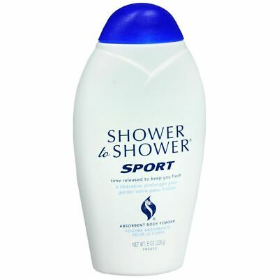 Shower To Shower Absorbant Corps Poudre Sport - 237ml