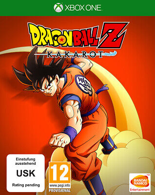 Dragon Ball Z Kakarot (Xbox One)