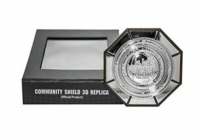 Community Shield /Charity Replica Boxed Trophy  Manchester City Liverpool