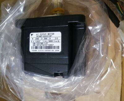 1Pc New For Yaskawa Ac Servo Motor Sgmp-02A314P In Box Free Shipping #Yp1