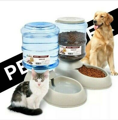 AUTOMATIC PET FOOD DISPENSERS Dog Cat Feeder Water Bulk Lot of 12 Wholesale NEW