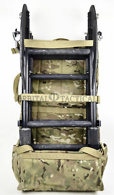 Ruhl Tactical Assault Folding Rung Ladder 6 FT. Multicam OCP Carrying Pack