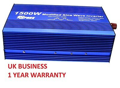 SPARK 1500W 3000W modified sine wave power inverter 12v microwave drill fridge