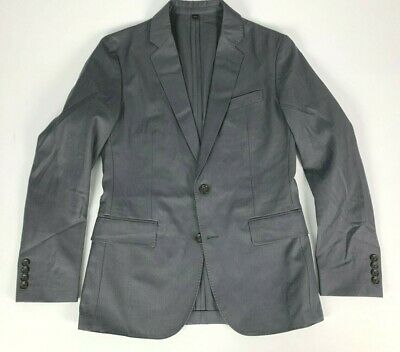 NWT J Crew Ludlow Slim Fit Unstructured Blazer Sport Coat In American Wool 36 S