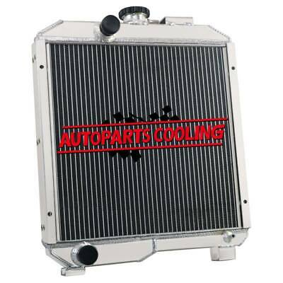 SBA310100630 Tractor Radiator for Ford New Holland 1715 Model Aluminum USA SHIP