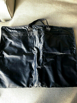 NEW Suitsupply Suit Garment Travel Storage Bag Navy Blue