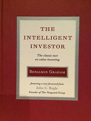 Intelligent Investor : The Classic Text On Value Investing, Benjamin Graham