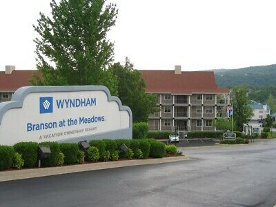 BRANSON,MO @ Wyndham's Branson at The Meadows 2 BR deluxe condo MARCH 1-6