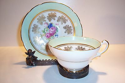 Stanley Bone China Cup and Saucer