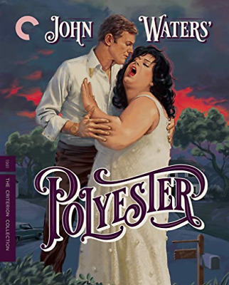 Polyester The Criterion Collection BLU-RAY NUOVO