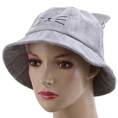 Baby Toddler Kid Outdoor Sun Hat Brim Summer Bucket Hats Beach Headwear Cap JA