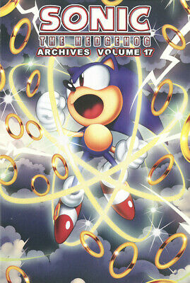 Sonic The Hedgehog Archives 17 by Sonic Scribes (Paperback / softback)