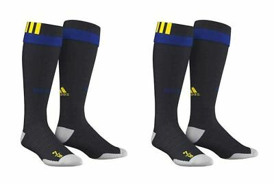 2er Pack Adidas 3-Stripe 3 Stripes Socks Knee Socks Adisock Football