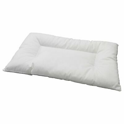 IKEA LEN Machine-Washable Pillow For Cot Baby Childs 12 Month+ White UK-RV