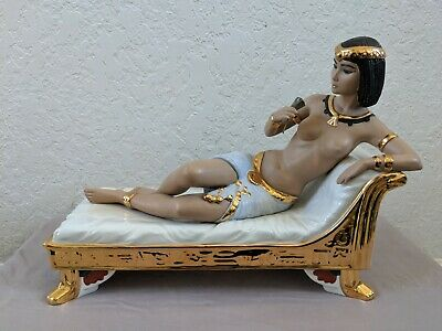 Rare Marco Giner Nude Naked Egyptian Queen Princess